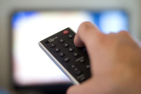 TV addicts warning