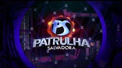 Patrulha Salvadora - Logo HD