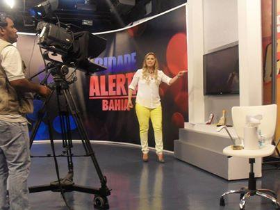 Cidade Alerta Bahia com Analice Salles