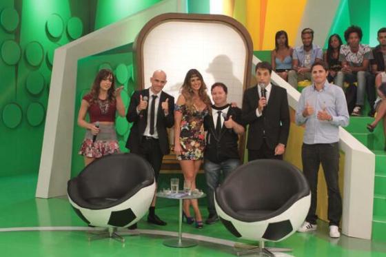 "Elenco do ""Arena SBT"", nova aposta do canal de Silvio Santos aos sábados"